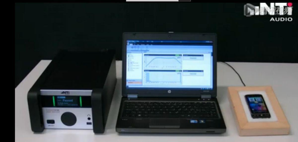 手机,笔记本,平板电脑,mp3,家电 音频测试系统