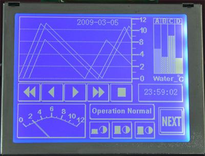 供应液晶模块320240