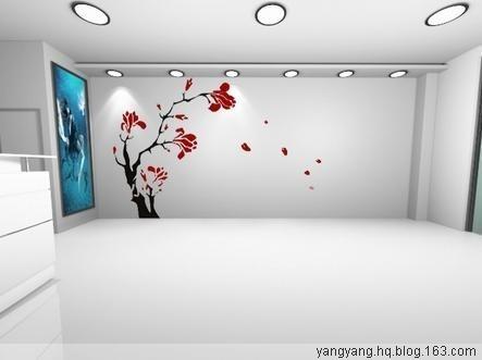 供应西安手绘墙,手绘墙