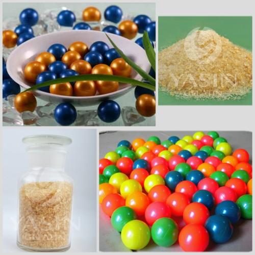明胶分子结构图