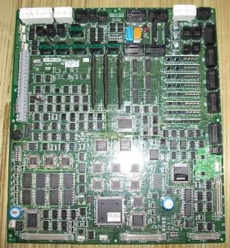 供应日立电梯hgm,npx2的电梯主板:vf5-mpu-gbwd