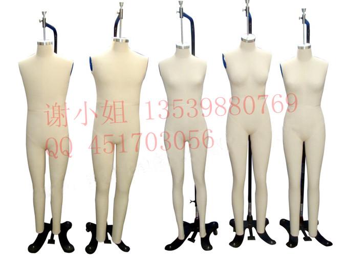 立裁人台,裁剪人台,试衣人台,板房公仔,模特公仔,欧码板房模特,童装