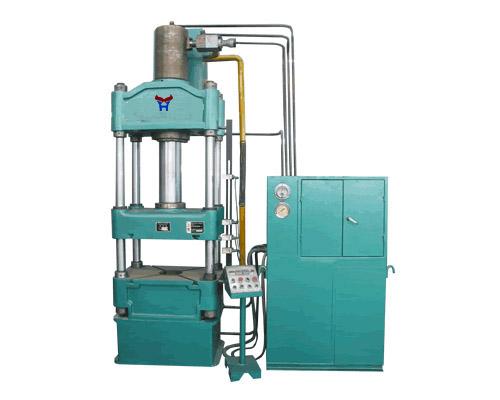 供应鑫和模具新用机60t-200t四柱液压机