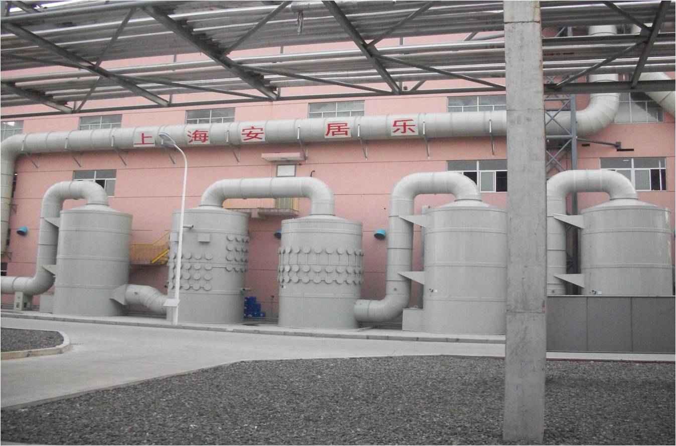 蛋氨酸工厂除臭设备