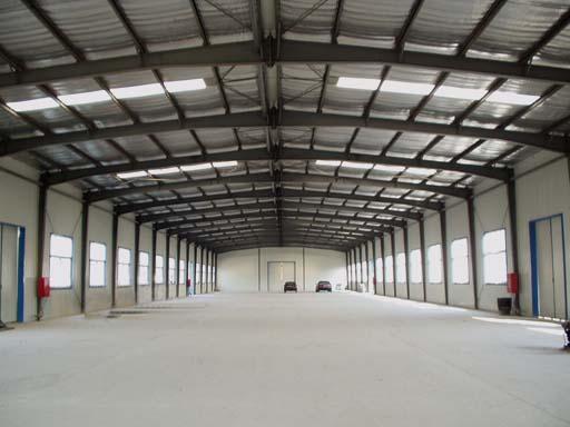 楼顶加层,办公楼,工地用彩钢板活动房等各种各样的彩钢板房与轻钢结构