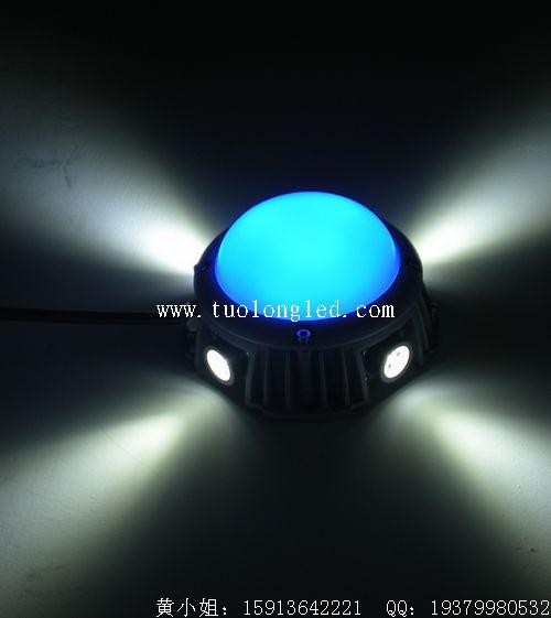 (单颗1w大功率led点光源,3w全彩外控led大功率点光源,led十字星光灯