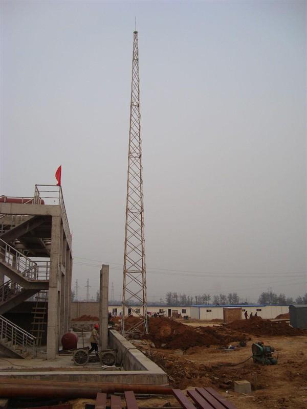 森焱铁塔河北衡水避雷塔生产供应商