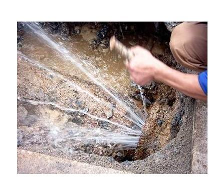 松江新浜地区管道探查测漏  消防水管道检测漏水  管道探查漏水
