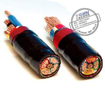 五芯电力电缆是为适应配电系统的发展和安全性需要,将低压配电系统