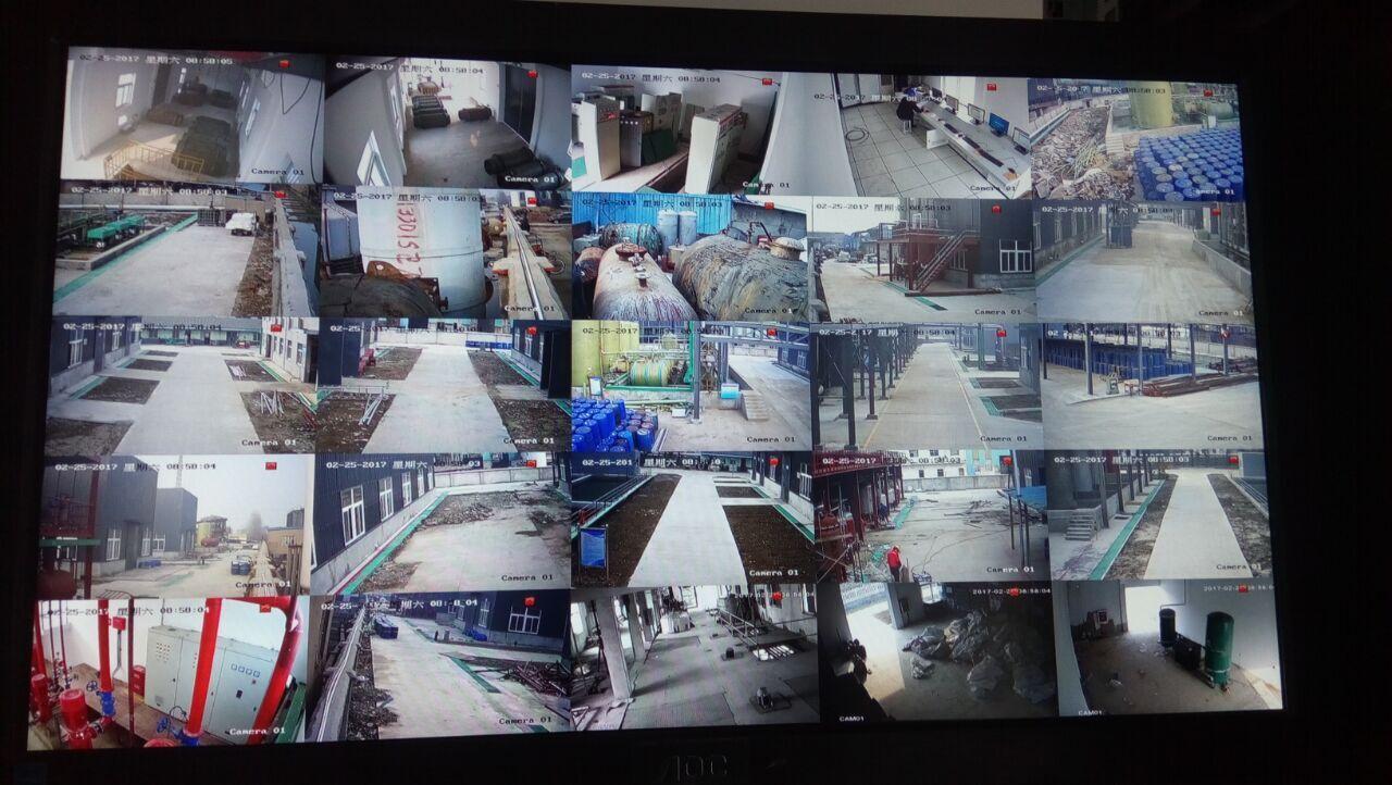 视频监控_不遗余力的为学校,危化企业提供公安,安监局视频监控联网,门禁