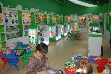 加盟益智玩具开一家益智魔块专卖店不需从