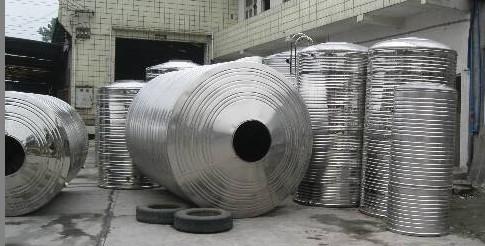 供应山东不锈钢水箱-山东临沂健康不锈钢水塔厂