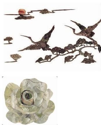 应家具手绘水转印-欧式手绘水印花-魔术彩绘