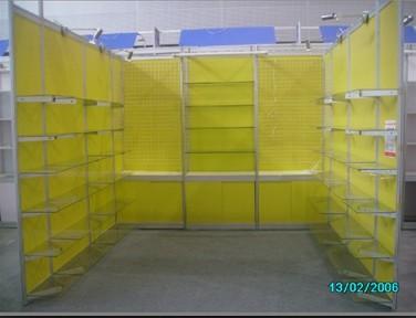 供应人气王广州层板展板出租,玻璃展板,木质层板,安装