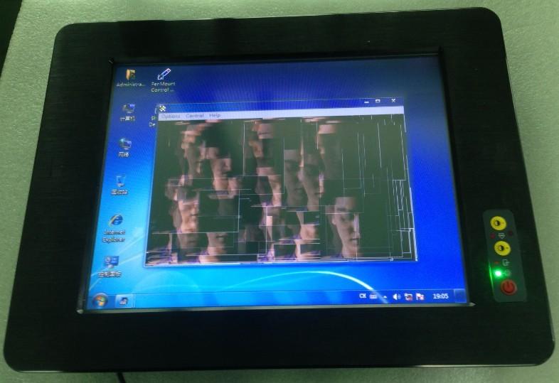 再转  研祥工业平板电脑 看着对她 到极致的爷爷和眼前的男人