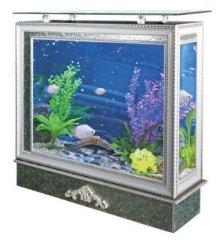 寻求玻璃鱼缸+h-804欧式屏风鱼缸+好运来鱼缸+鱼缸