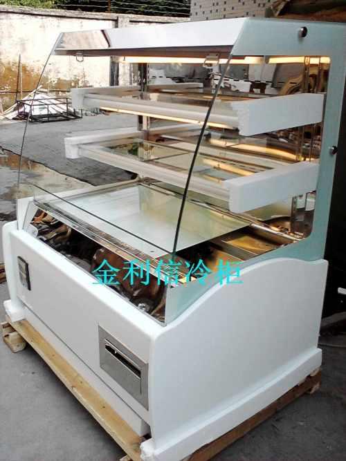 供应冰淇淋展示柜 供应欧式前开门蛋糕柜 供应不锈钢厨房食品速冻柜