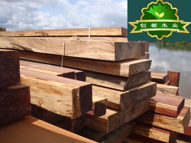 供应小斑马,乌金木板材,进口家具地板原木