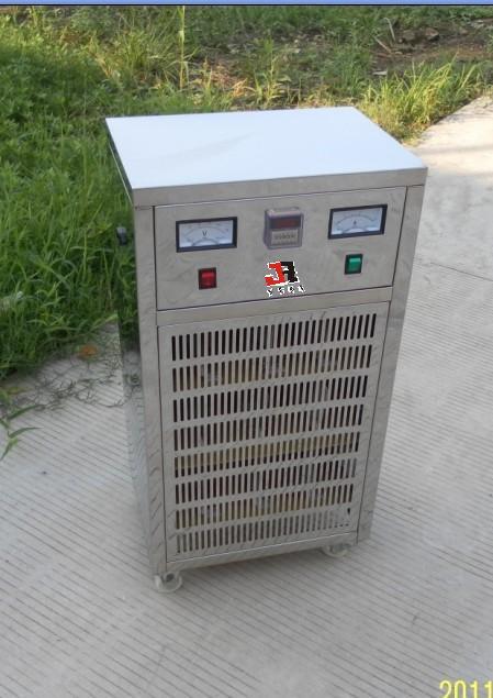 将臭氧供气气源系统,臭氧发生器系统,冷却系统,电路控制面板及其它