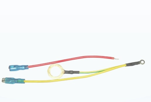 产品系列: > 家电配件 >电饭煲接地线 产品名称: 电饭煲接地线 产品型号: KJ-6865 浏览数量: 57 产品质量认证: ISO9000 主营种类:电子连接线、豆浆机内部连接线、电热水器内部连接线、电压力锅内部连接线、电热水壶内部连接线、即热式电热水器内部连接线