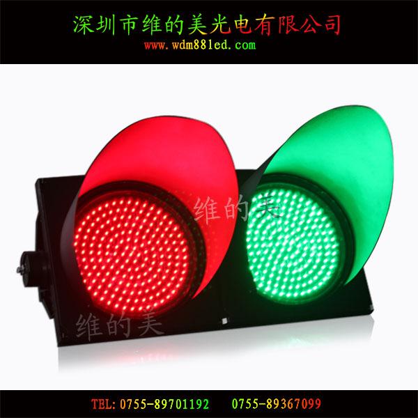 供应300型红绿圆盘led交通信号灯