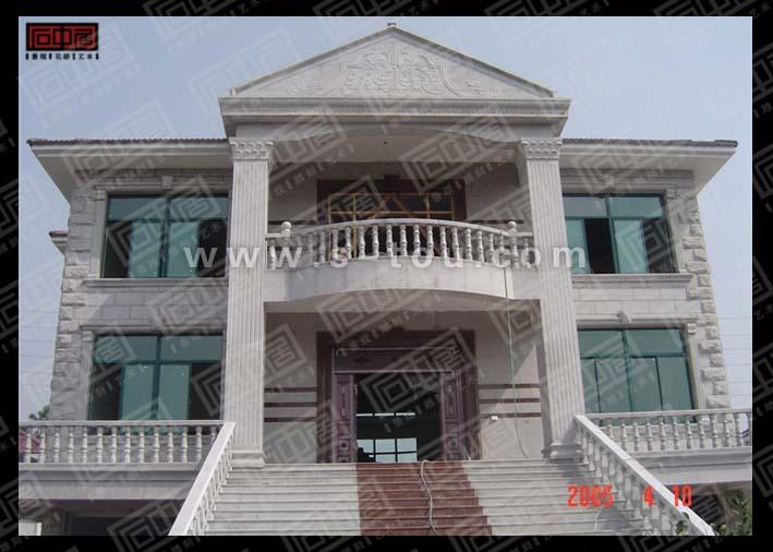 大门别墅对前面两幢弄堂中间别墅如此破解别墅昌黎出售图片