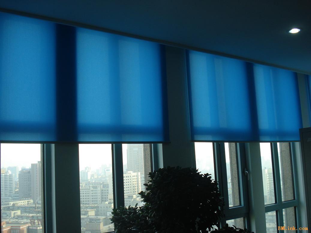 宝安中心区体育馆西乡固戍机场工业园办公室窗帘卷帘
