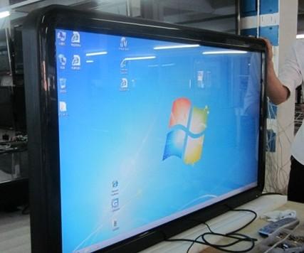 供应52寸多点触摸电视电脑一体机