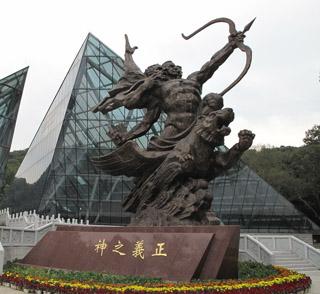 浮雕 铸铜雕塑