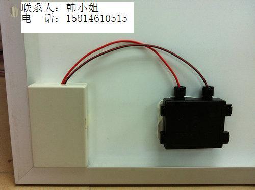 供应野外太阳能板GPS定位防盗器