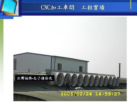 钢结构厂房通风降温设备-负压喇叭扇-54寸负压排气扇