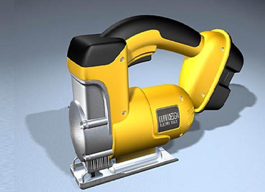 供應工業產品設計五金工具設計之曲線鋸設計服務
