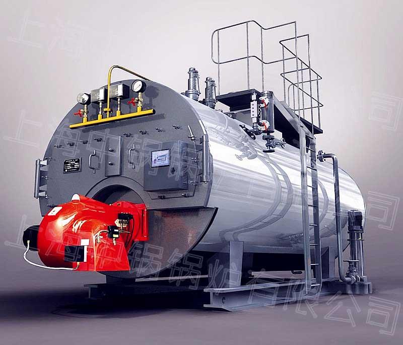 蒸汽火车水箱结构