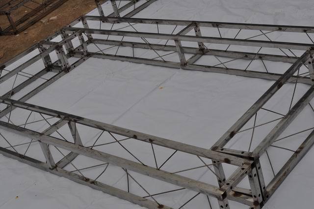 深圳背景板桁架展板搭建出租
