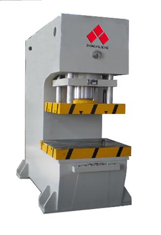 供应单柱液压单臂式单柱油压机单柱压力机单臂压力机图片