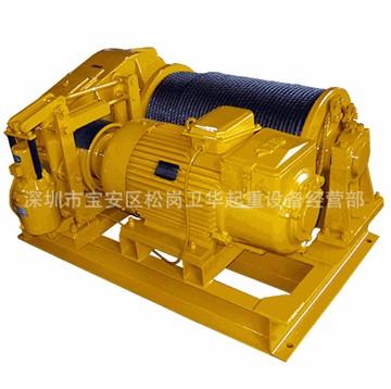 机械及行业设备 工程与建筑机械 >> 供应起重机配件电动卷扬机