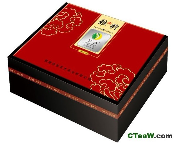 欧美茶叶包装设计