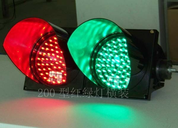 产品名称:200型红绿两单元圆盘信号灯 产品型号:JD200-3-2-RG 产品外形尺寸:250*500mm R-LED数量:90PCS,采用台湾晶元大芯片封装而成,亮度超高,性能稳定,长久使用 G-LED数量:90PCS,采用台湾晶元大芯片封装而成,亮度超高,性能稳定,抗静电性能强,长久使用