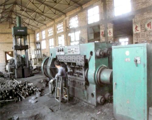 锻造液压机厂家企业大全图片