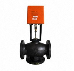 供应vb3000/7000系列电动三通阀系列电动报价图片