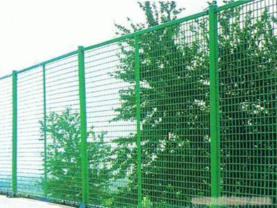供应边框护栏网,双边丝护栏网
