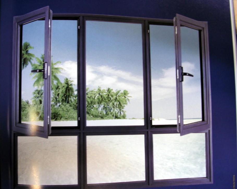 供应门窗设计与施工图片