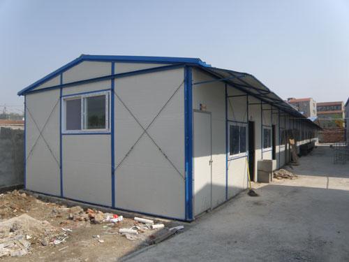 供应给力的活动板房质量 给力的活动房价格 优质板房厂 雅恒腾飞