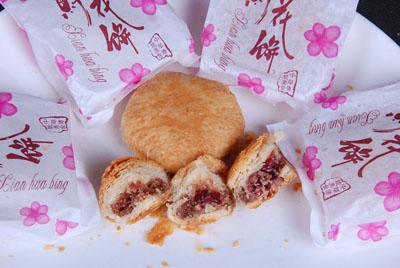 云南鲜花饼 滇香悦食品