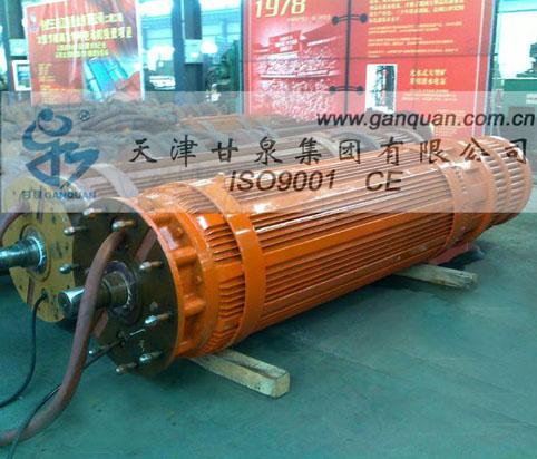 供应 矿用防爆电机-天津甘泉集团环保泵业有限公司