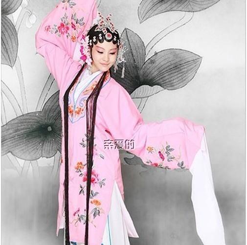 手绘少数民族美女古装