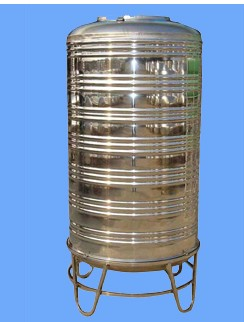 圆形不锈钢保温水箱