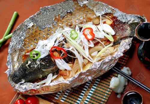 全鱼道 锡纸烤鱼系列