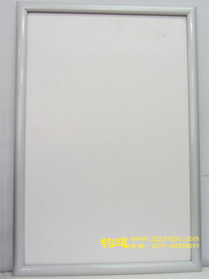 铝合金海报架专业生产
