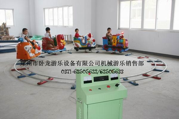 动物小火车-郑州市卧龙游乐设备有限公司